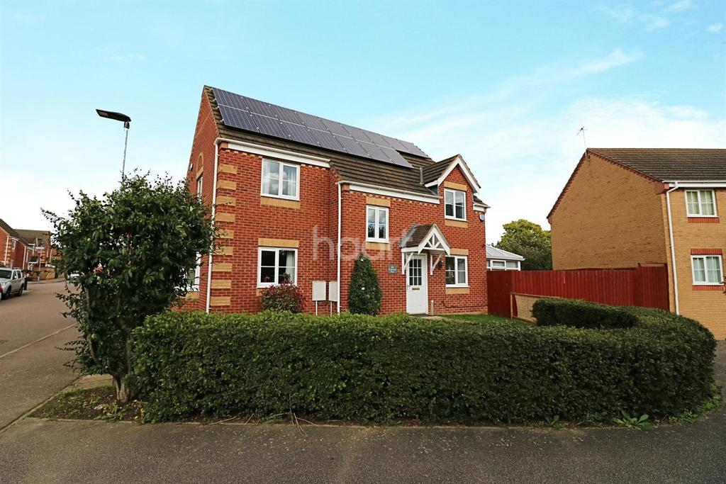 4 Bedrooms Detached House for sale in Sunderland Place, Shortstown