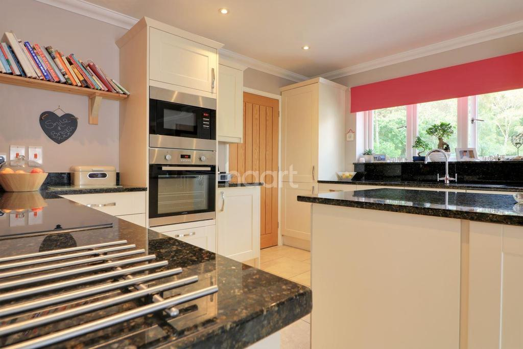 4 Bedrooms Detached House for sale in Common Road, Snettisham