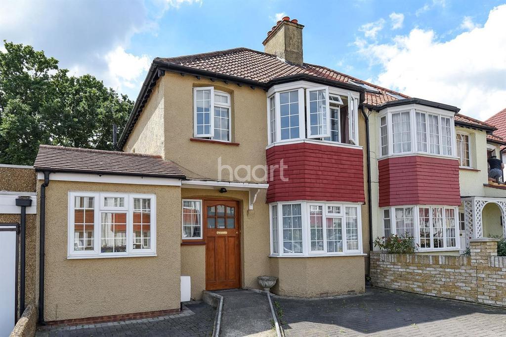 4 Bedrooms Semi Detached House for sale in Bigginwood Road, London, SW16