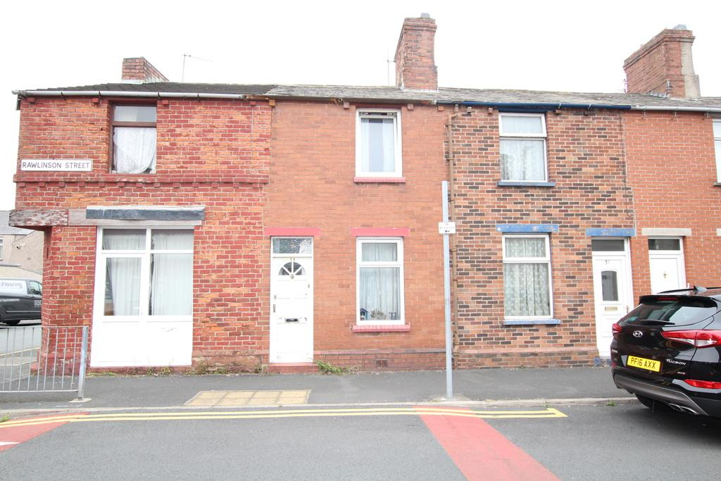 2 Bedrooms Terraced House for sale in Rawlinson Street, Barrow-In-Furness