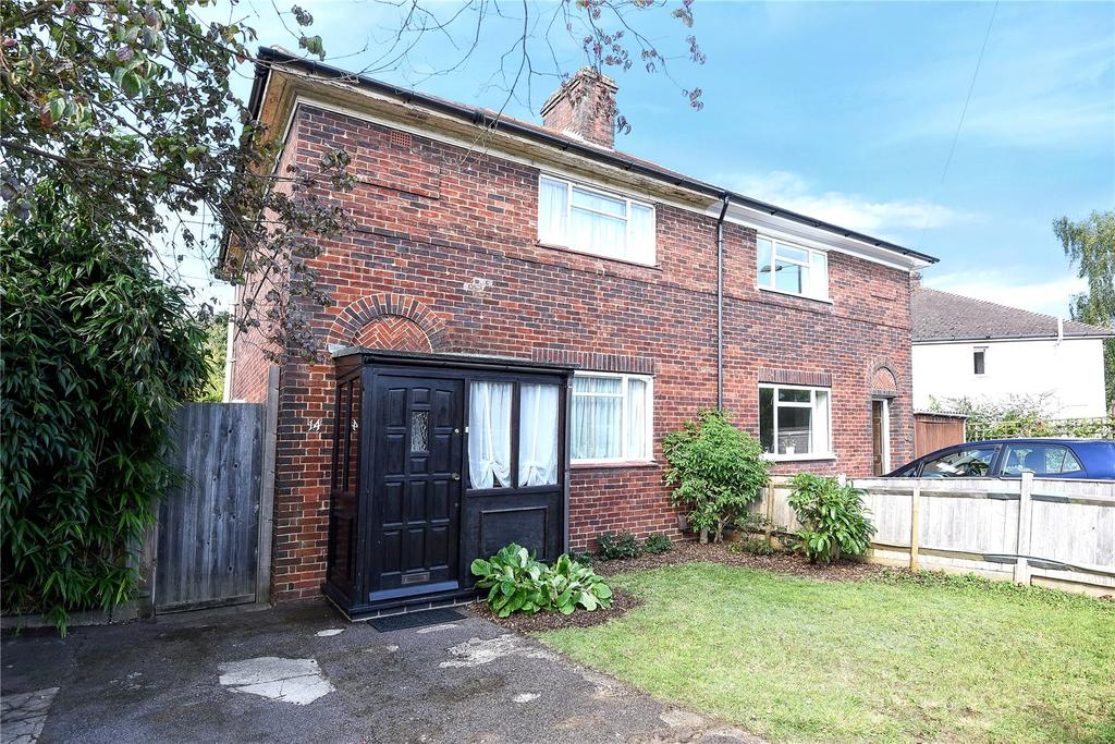 3 Bedrooms Semi Detached House for sale in Aldrich Road, Oxford