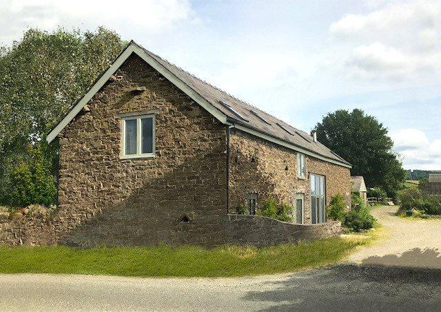 3 Bedrooms Barn Conversion Character Property for sale in Crowsmoor Farm, Aston-on-clun, Craven Arms, Shropshire
