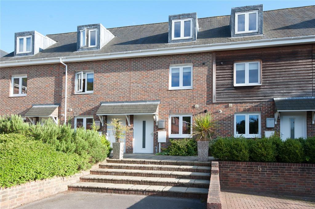 3 Bedrooms Terraced House for sale in The Nurseries, Lewes, East Sussex