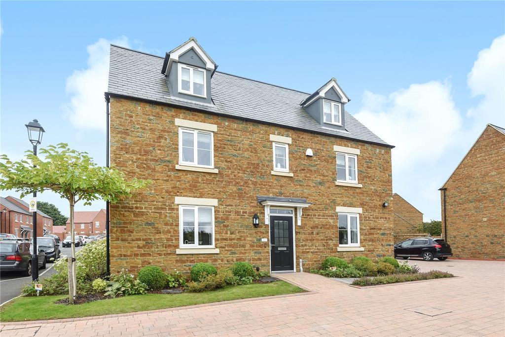 5 Bedrooms Detached House for sale in Adderbury Fields, Adderbury, Banbury