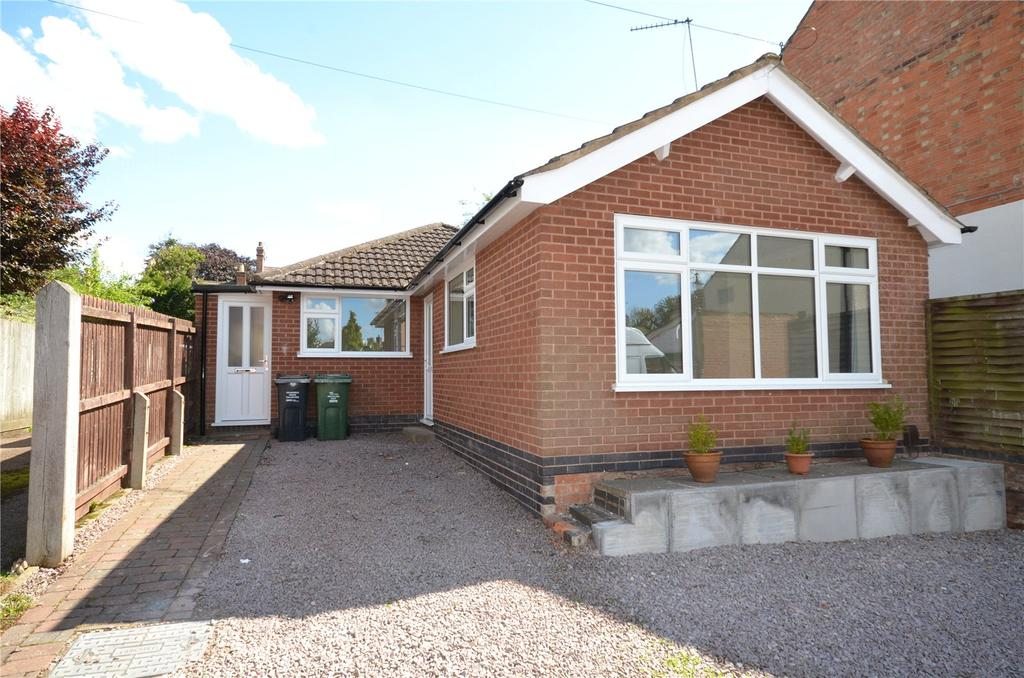 2 Bedrooms Detached Bungalow for sale in Nursery Lane, Quorn, Loughborough