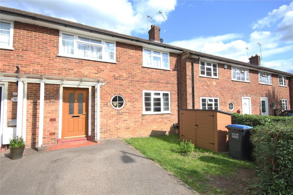 3 Bedrooms Terraced House for sale in Howlands, Welwyn Garden City, Hertfordshire