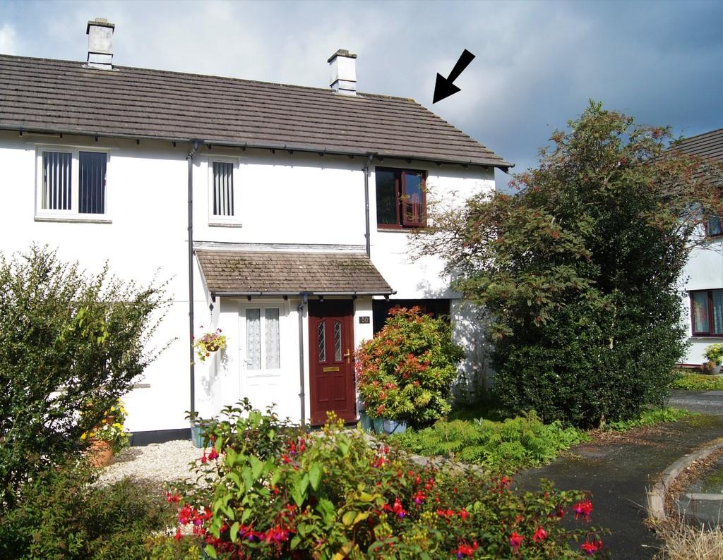 2 Bedrooms Semi Detached House for sale in Bere Alston