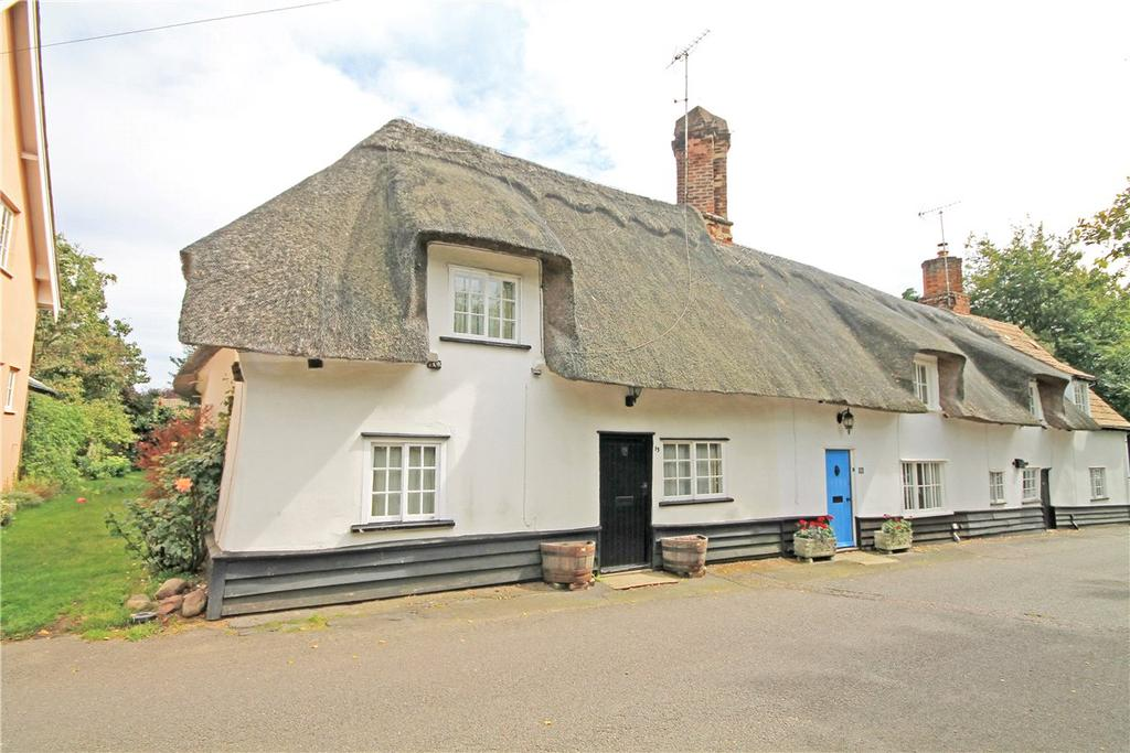2 Bedrooms End Of Terrace House for sale in Green Lane, Linton, Cambridge, CB21