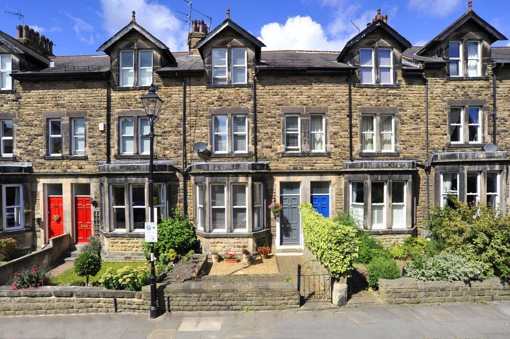 5 Bedrooms Terraced House for sale in Dragon Avenue, Harrogate