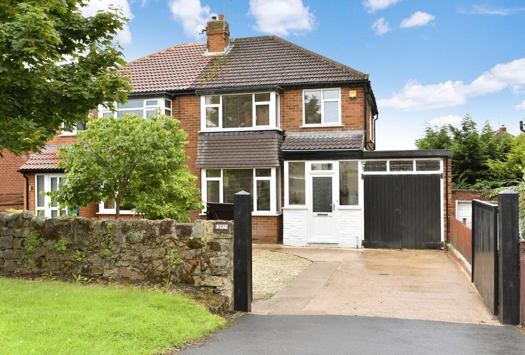3 Bedrooms Semi Detached House for sale in Skipton Road, Harrogate