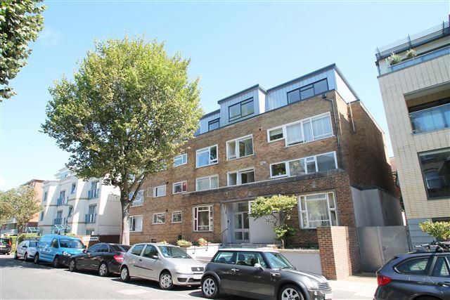 3 Bedrooms Penthouse Flat for sale in Salisbury Road, Hove