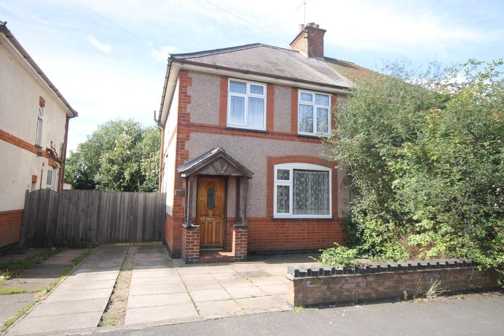 3 Bedrooms Semi Detached House for sale in Bardon Road, Barwell