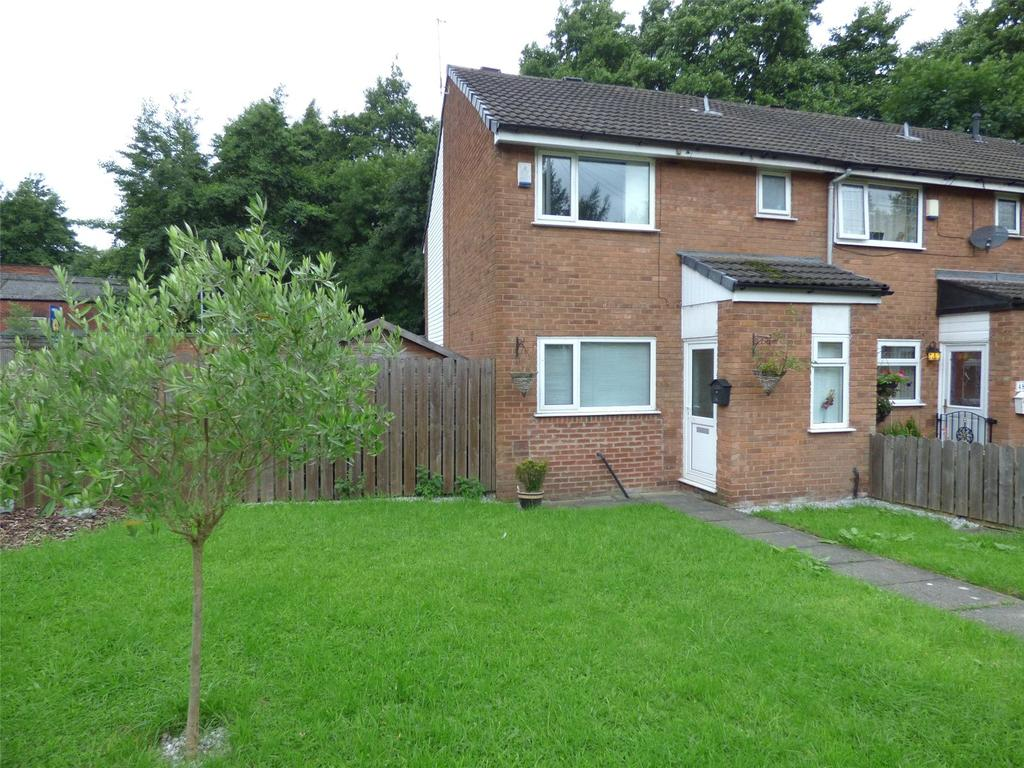 3 Bedrooms End Of Terrace House for sale in Samuel Street, Failsworth, Manchester, Greater Manchester, M35