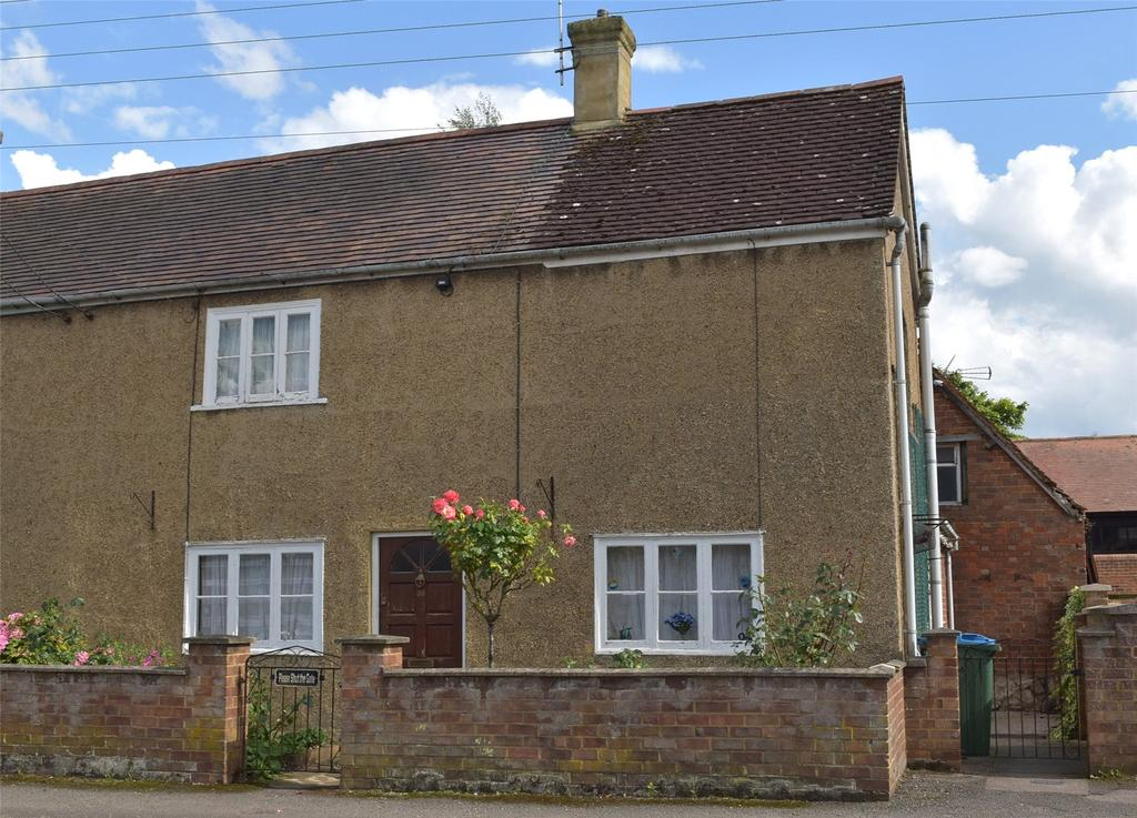 2 Bedrooms Semi Detached House for sale in North End Road, Steeple Claydon