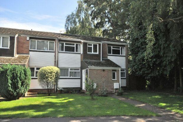 2 Bedrooms Maisonette Flat for sale in Rickman Close, Woodley, Reading,