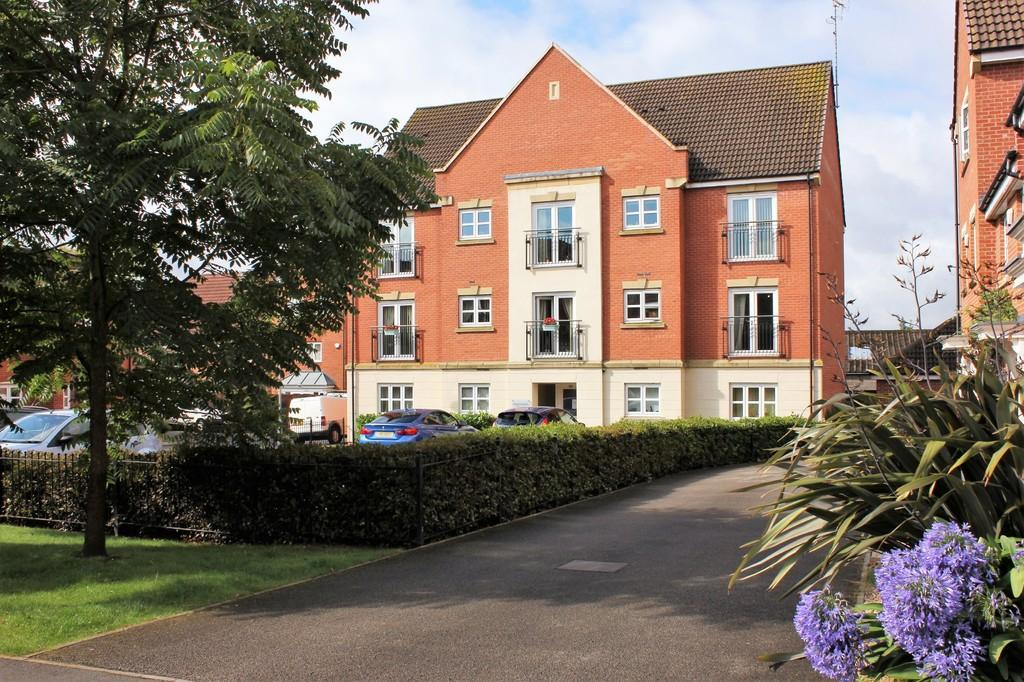 2 Bedrooms Apartment Flat for sale in Marianne Close, Barrow Upon Soar