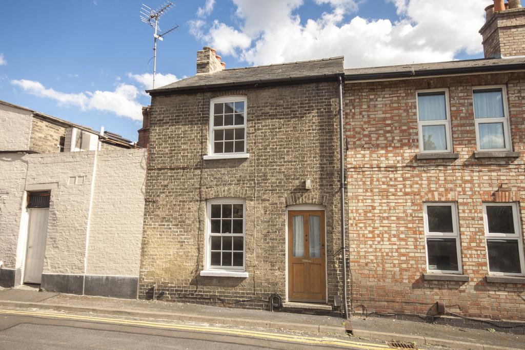 2 Bedrooms End Of Terrace House for sale in Castle Row, Cambridge