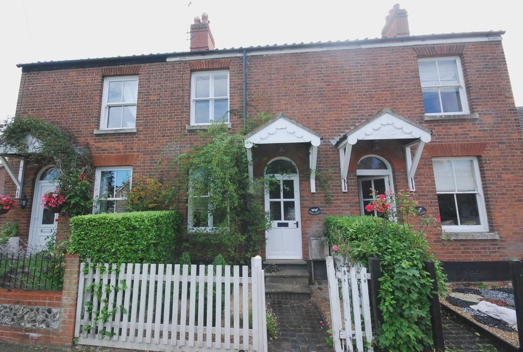 2 Bedrooms Terraced House for sale in Mulbarton, Norfolk