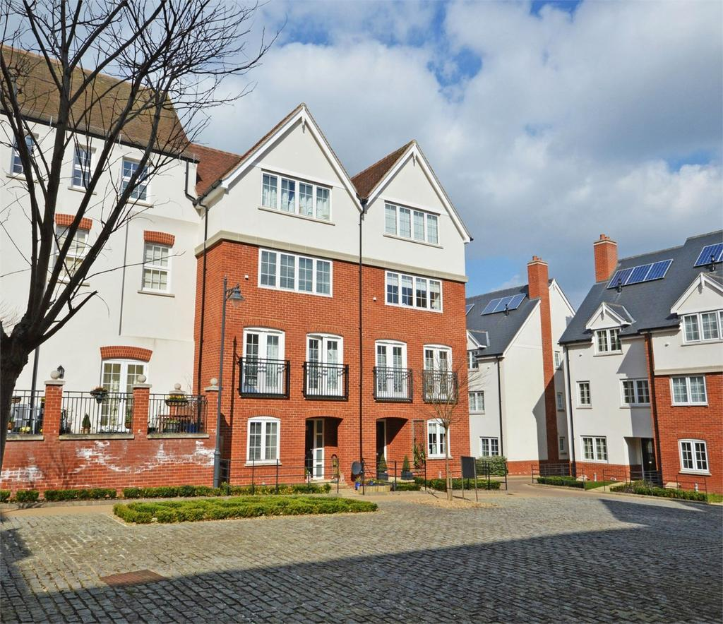 4 Bedrooms Terraced House for sale in Bell College Court, South Road, Saffron Walden, CB11