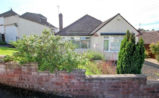 2 Bedrooms Detached Bungalow for sale in Willoughby Road, Bridgwater