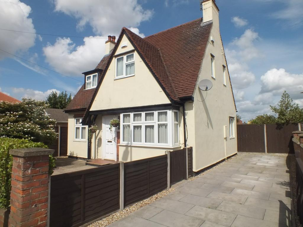 2 Bedrooms Detached House for sale in Holbeach Road, Spalding