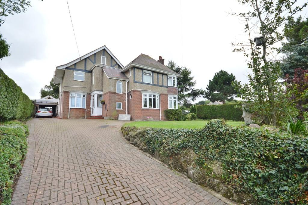 4 Bedrooms Detached House for sale in Church Hill, Ramsey