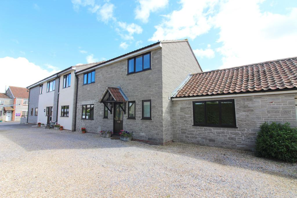 3 Bedrooms End Of Terrace House for sale in The Cross, Baltonsborough