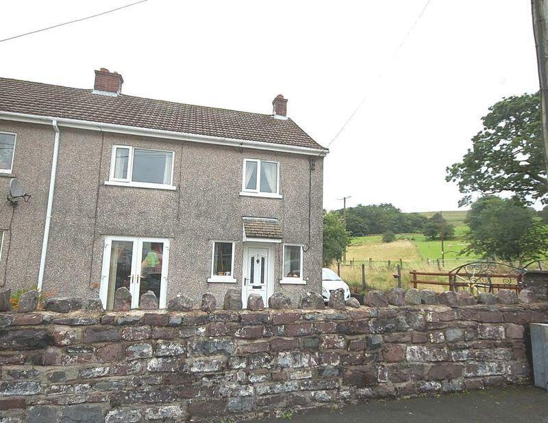 3 Bedrooms Semi Detached House for sale in 7 Heol Callwen, Penycae, Swansea, SA9 1GR
