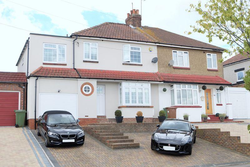 5 Bedrooms Semi Detached House for sale in Westfield Road, Bexleyheath