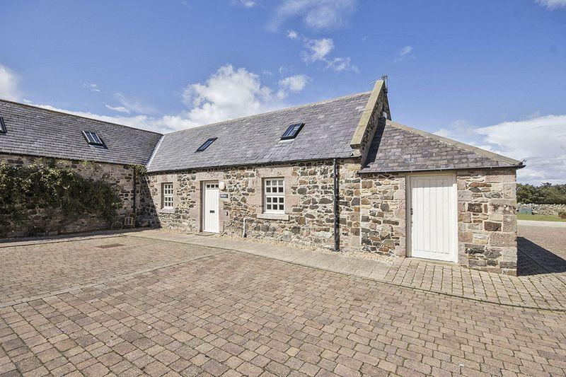 3 Bedrooms Barn Conversion Character Property for sale in Newton Barns, Alnwick