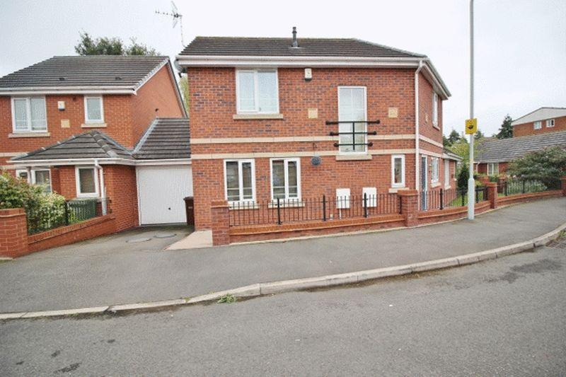 3 Bedrooms Semi Detached House for sale in Upton Green, Wolverhampton