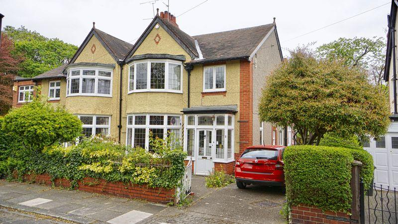 4 Bedrooms Semi Detached House for sale in GLEBE AVENUE, Benton
