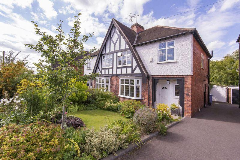 3 Bedrooms Semi Detached House for sale in SUNNY GROVE, CHADDESDEN