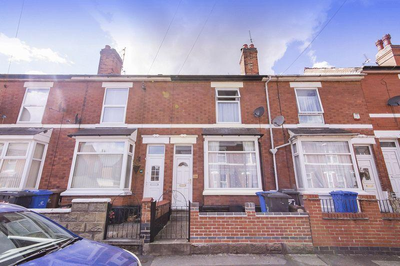 3 Bedrooms Terraced House for sale in CHATSWORTH STREET, DERBY