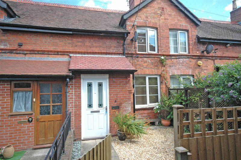 2 Bedrooms Terraced House for sale in Howells Place, Monmouth