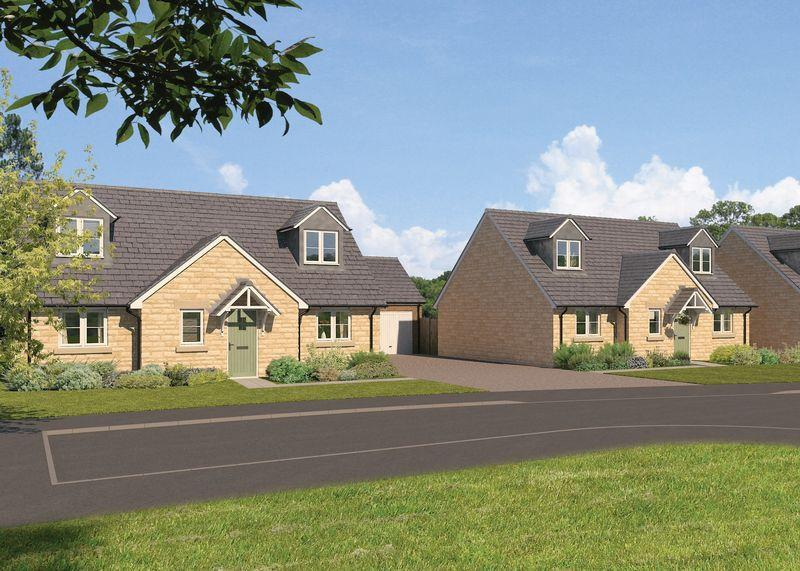 3 Bedrooms Chalet House for sale in Plot 22, The Westcot at Monks Walk