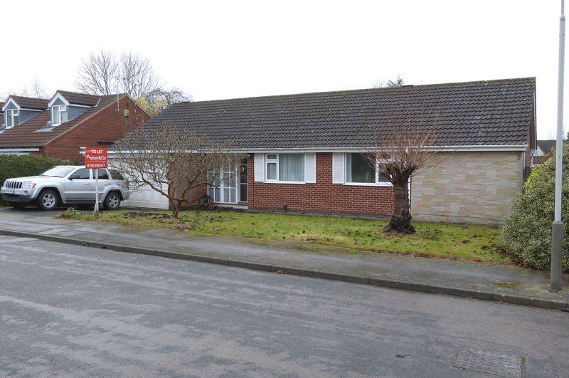 3 Bedrooms Detached Bungalow for sale in Magnolia Close, Aylestone