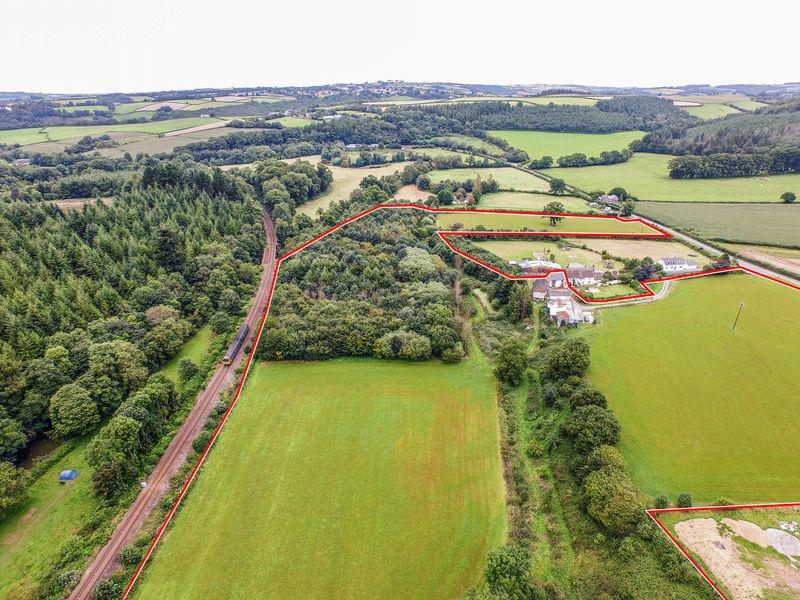 4 Bedrooms Detached House for sale in Ford Farm, Eggesford, Chulmleigh