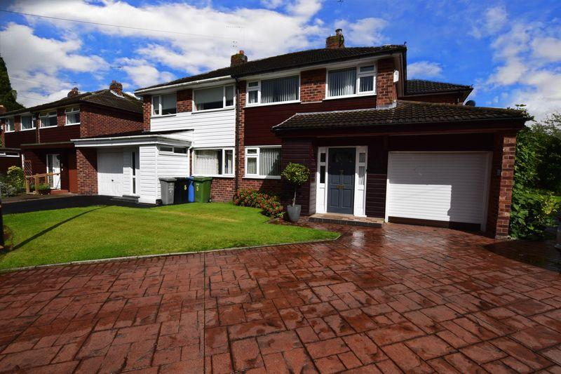 4 Bedrooms Semi Detached House for sale in Forest Drive, Timperley, Altrincham
