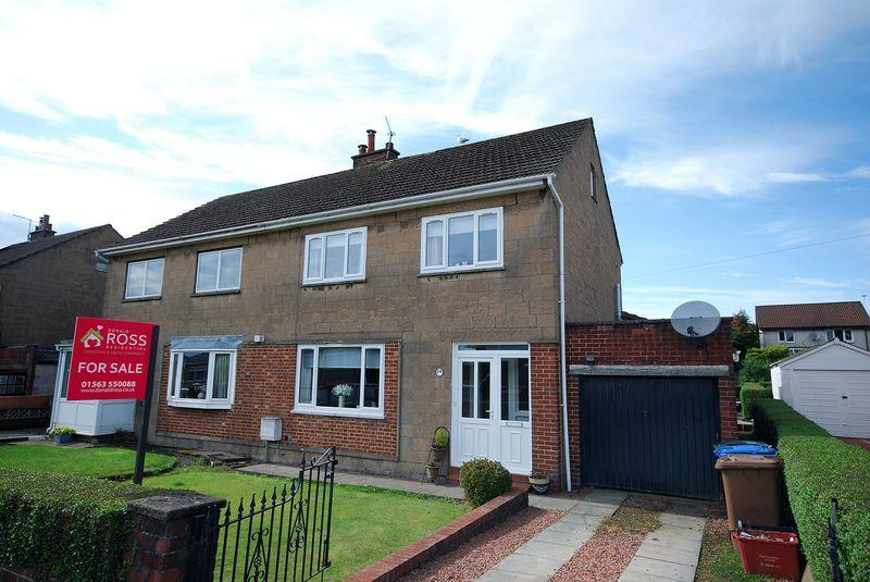 3 Bedrooms Semi-detached Villa House for sale in 18 Manor Avenue , Kilmarnock KA3 1TR