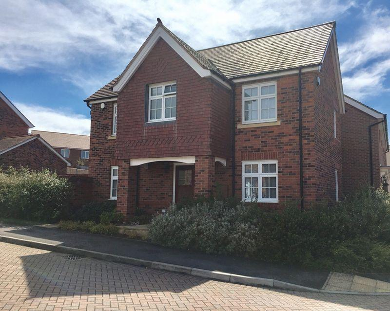 4 Bedrooms Detached House for sale in Newman Drive, Chuch Gresley