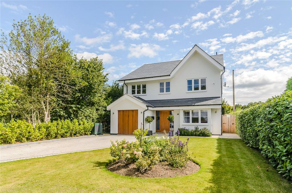 5 Bedrooms Detached House for sale in Benner Lane, West End, Woking, Surrey