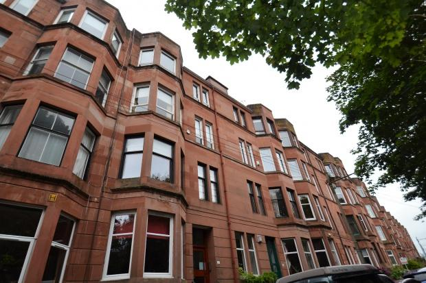 1 Bedroom Flat for sale in Bellwood Street, Shawlands, G41