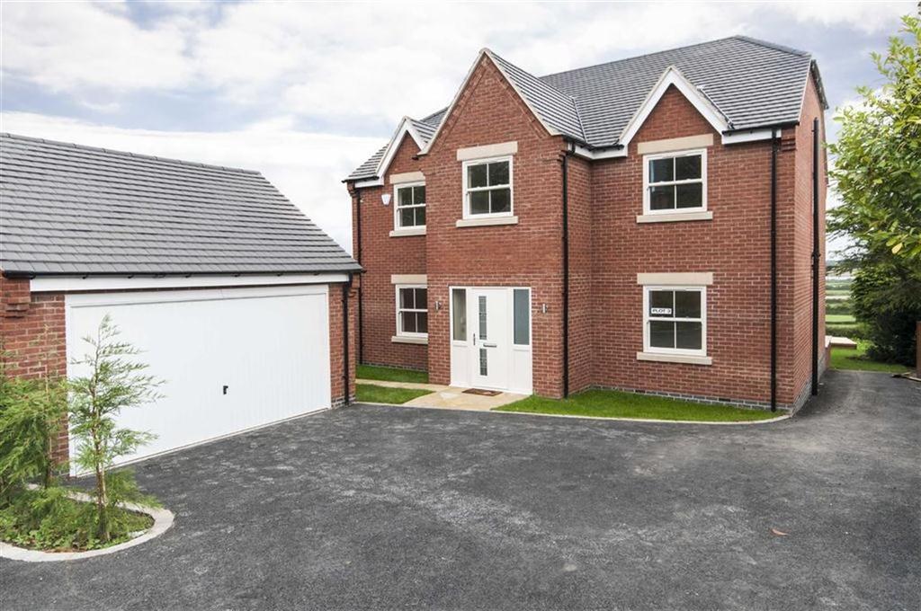 4 Bedrooms Detached House for sale in Main Road, Stretton, Alfreton, DE55