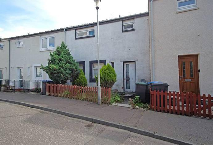 3 Bedrooms Terraced House for sale in 27 Damcroft, Peebles, EH45 8EF