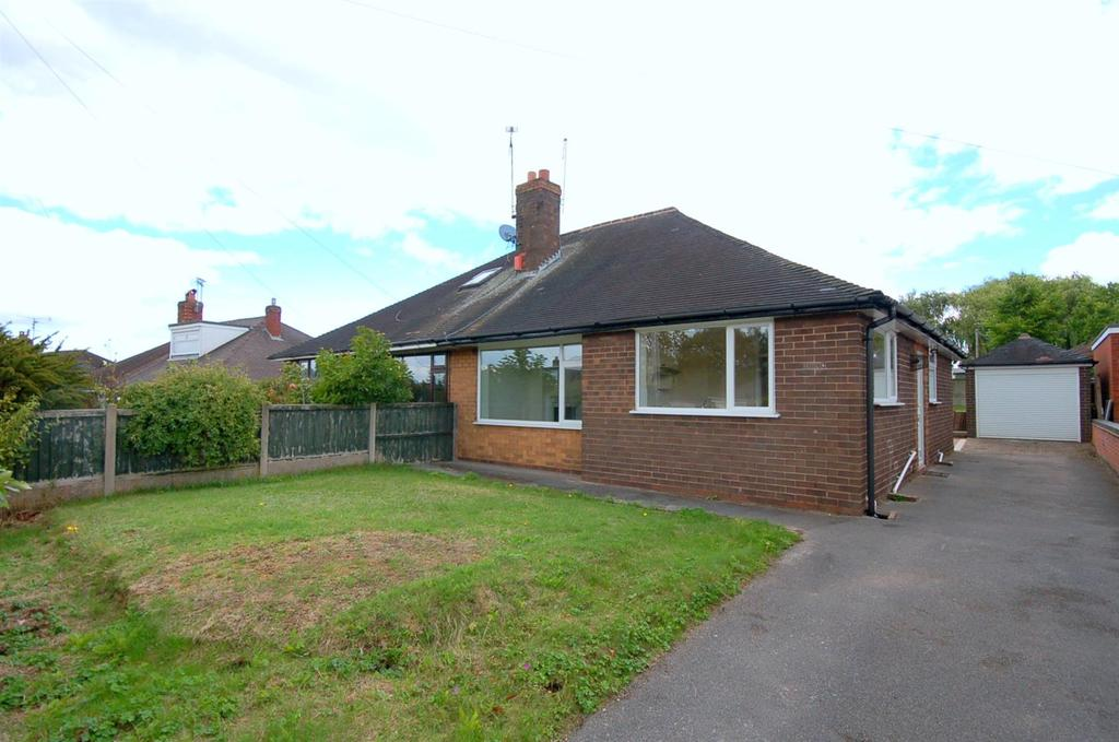 2 Bedrooms Semi Detached Bungalow for sale in Ivy Lane, Alsager