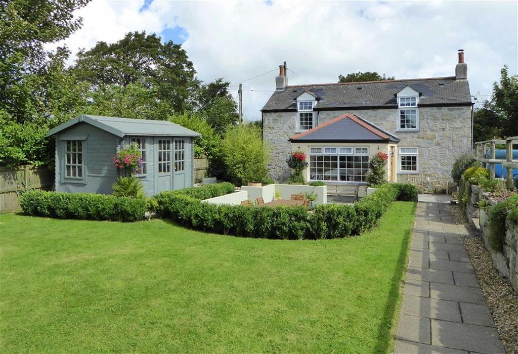 3 Bedrooms Detached House for sale in Stithians, Stithians, Truro, Cornwall, TR3
