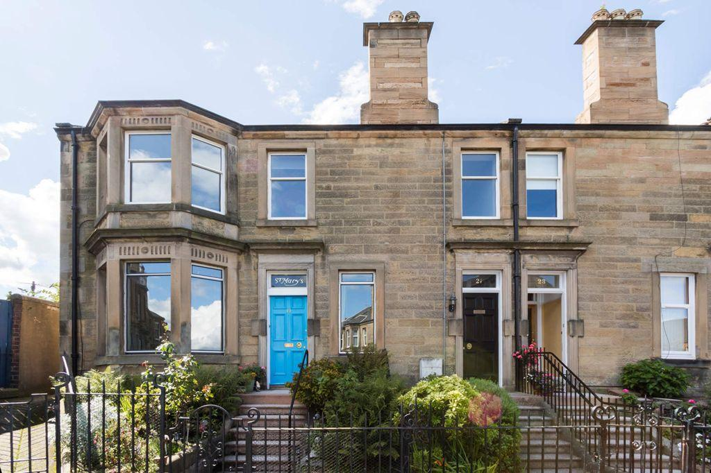 4 Bedrooms Flat for sale in 21 Clarebank Crescent, Leith Links, EH6 7NL