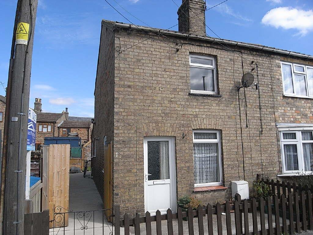 2 Bedrooms Semi Detached House for sale in 1 Parsons Lane, Alford, LN13 9HR