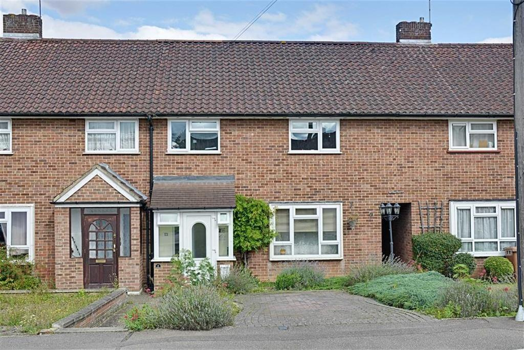 4 Bedrooms Terraced House for sale in Manor Close, Bengeo, Herts, SG14